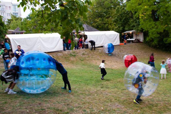 Sommerfest in der Finkenkrug-Schule