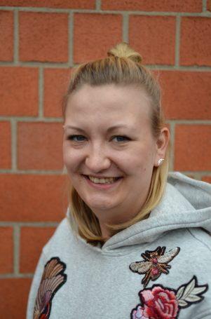 Vivien Engel - Verwaltungsleiterin