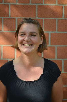 Jane Apel - stellvertretende Schulleiterin
